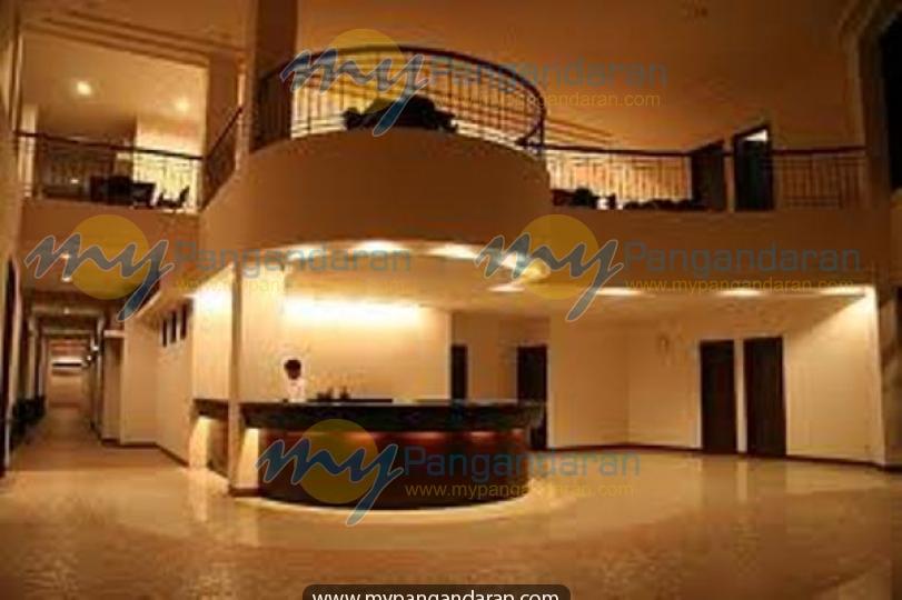 Tampilan  Laut Biru Resort Hotel Pangandaran